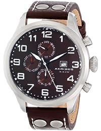 Akribos AK664BR - Reloj para hombres