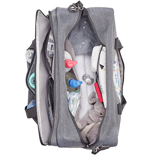 Babymoov Wickeltasche Traveller Bag, smokey - 3