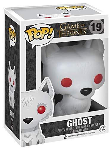 (Game of Thrones Ghost Vinyl Figure 19 Sammelfigur Standard)
