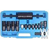 wondermantools® 14pieza Inyección Herramienta Extractor Bosch Delphi Deso Siemens Diesel