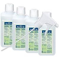 4 x Bacillol AF 500 ml Schnelldesinfektionsmittel + 1 x Sprühkopf von Medi-Inn preisvergleich bei billige-tabletten.eu