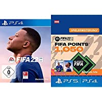FIFA 22 [Playstation 4] + FIFA 22 Ultimate Team - 1050 FIFA Points | PS4/PS5 - Download Code - österreichisches Konto