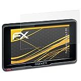 atFoliX Schutzfolie für Becker Ready.5 CE Displayschutzfolie - 3 x FX-Antireflex blendfreie Folie