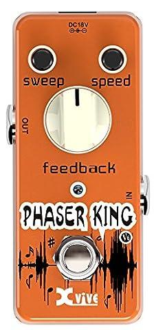 Phaser king Guitar pedal