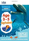 English - Alphabet Age 3-5 (Letts Wild About)