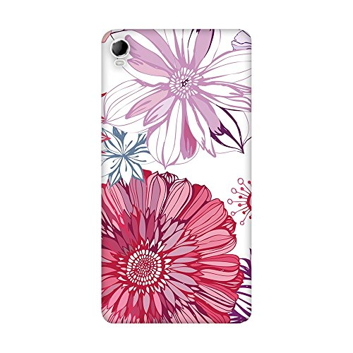 FASHEEN Premium Designer Soft Case Back Cover for Micromax Canvas Fire A104  available at amazon for Rs.269