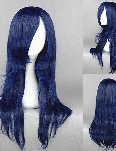 Fashion wigstyle Shugo chara-fujisaki nagihiko schwarz & blau gerade Anime cosplay Perücken auf Verkauf (Für Billig Perücken Verkauf)