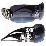DG Eyewear  Designer Sonnenbrille 2018 - UV400 (UVA & UVB) - übergroße Mode (Sonnenbrillen Damen)