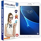 #9: CELLBELL® Tempered Glass Screen Protector For Samsung Galaxy J Max With FREE Installation Kit