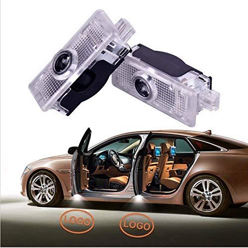DR Speed Türbeleuchtung Definition Autotür Projektion LED Shadow Licht für CLK SLK SLR (2Stk)