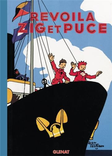 Zig et Puce, tome 12 : Revoila Zig et Puce