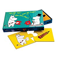 Barbo Toys 7051 Barba Toys 20 Pieces Moomin Learning Game, Multi-Color