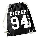 Bieber 94 Sac De Gym Noir Certified Freak