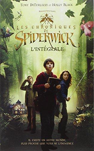 les-chroniques-de-spiderwick-lintegrale-livres-1-a-5