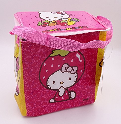 Disney - borsa frigo per bambini, disney, 5,5 l hello kitty