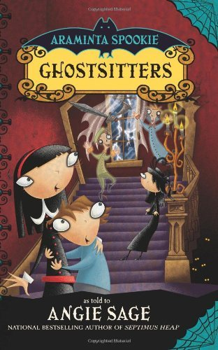 Araminta Spookie 5: Ghostsitters (English Edition)