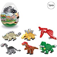 Comparador de precios 1pc Lindo Dinosaurio Serie cápsula Juguete Favor Fiesta Surtido de Juguetes para niños y niñas Juguetes Sorpresa Colores (Color al Azar) - precios baratos