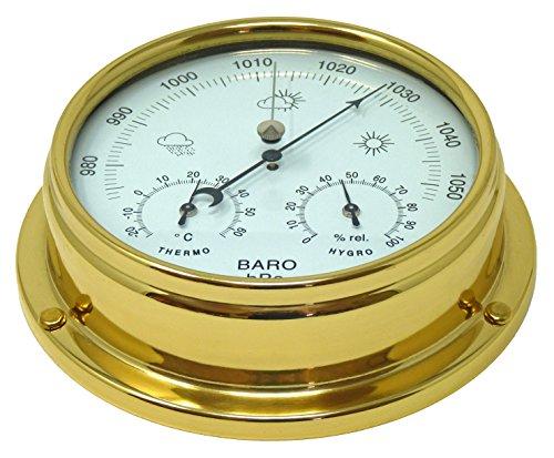 Barómetro latón higrómetro termómetro integrado