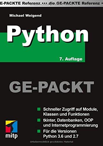 Python Ge-Packt (mitp Ge-packt) (Web-programmierung)
