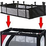 Einhang / Einlage / Reisebetteinhang für Reisebett 120 x 60 cm