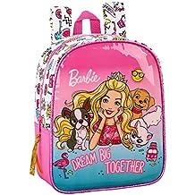fd46d64052 Barbie Celebration - Zaino ufficiale per bambini, 220 x 100 x 270 mm