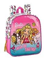 a1d4c4d2e7 A scuola con Barbie: zaino, diario, astuccio e quaderno per bambine ...