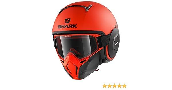 SHARK CASCO SHARK NANO STREET NEON MAT XS