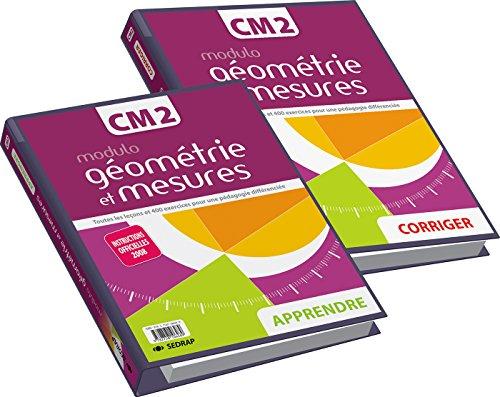 modulo-gomtrie-cm2-cm2-le-lot-1-classeur-apprendre-1-classeur-corriger-offert