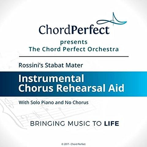 Stabat Mater: 3. Quis Est Homo (Instrumental Chorus Rehearsal Aid)