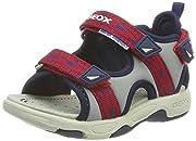 Sandalo la stagione primavera estate fatta di materiali tessili. Suola 2 cm di spessore. regolazione velcro più elastica. larghezza normale