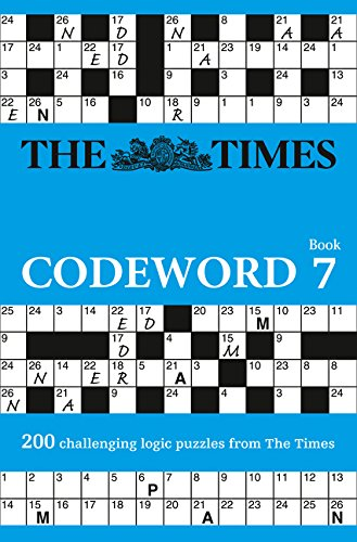 The Times Codeword 7 (Codewords) por The Times Mind Games