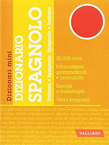 Dizionario spagnolo mini por Patrizia Faggion
