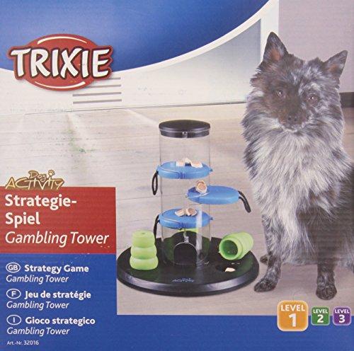 Trixie 32016 Dog Activity Gambling Tower, ø 25 cm/27 cm - 3