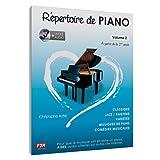 Repertoire de Piano Volume 2 + CD