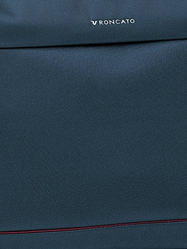 Cabine Trolley 2 roues - Roncato polyester de connexion - 1,7 kg - Ryanair approuvé HUILE