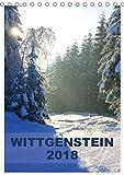 Wittgenstein / Planer (Tischkalender 2018 DIN A5 hoch): Impressionen aus dem Wittgensteiner Land (Planer, 14 Seiten ) (CALVENDO Natur) [Kalender] [Apr 01, 2017] N, N