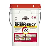 Best Augason Farms Survival Foods - Augason Farms 72-Hour 4-Person Emergency Food Storage Kit Review
