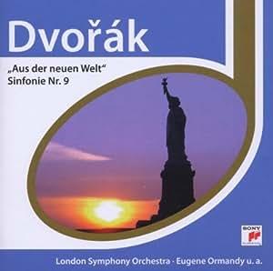 """Dvorak: Sinfonie 9 """"Aus der neuen Welt"""""""