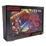 Nintendo–Super Metroid lumin tipo–de | oficial personalizada