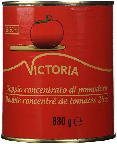 Victoria Double Concentré de Tomates 28% 880 g