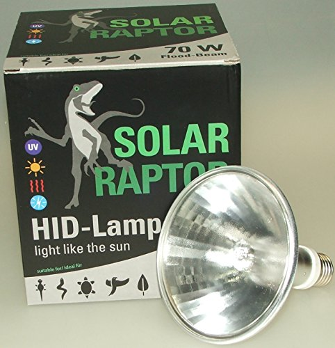 Preisvergleich Produktbild Econlux SolarRaptor 70W PAR38 HID-Flood-Strahler
