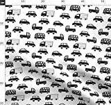Auto, Transport, Bus, Fahrzeug Stoffe - Individuell