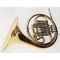 Cher rystone 0754235505013French Horn BB Trompa con stopfventil Incluye maletín