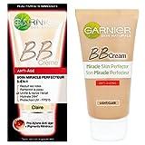 Garnier - SkinActive - BB Crème Anti-Âge Claire - Soin miracle perfecteur 5-en-1 anti-âge