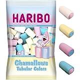 Haribo Chamallows Tubular Colors Espumas Dulces - 250 gr