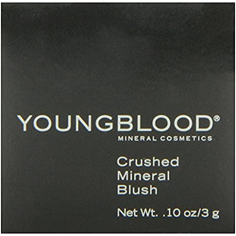 Youngblood, Fard minerale in polvere, Cabernet, 3