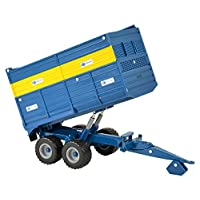 Britains 1:32 Kane Classic Trailer  Collectable Farm Toy Attachment  Compatible with all Britains 1:32 Vehicles  Suitable From 3 years