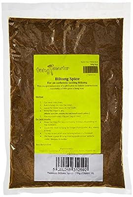 Tongmaster Premium Bltong Piri Piri Spice 500 g by Tongmaster