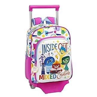 Inside out – Mochila Infantil con Ruedas (Safta 611526020)
