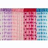 Handloomhub Set Of 4 Multi Color Beautif...